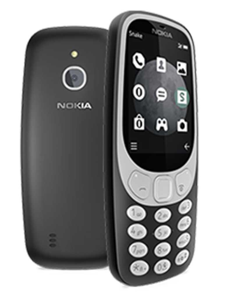اسعار جديد و اسعار مستعمل و مميزات وعيوب  Nokia 3310 3Gفي مصر