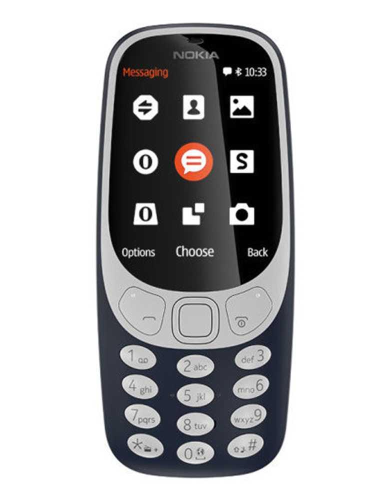 اسعار جديد و اسعار مستعمل و مميزات وعيوب  Nokia 3310 2017في مصر