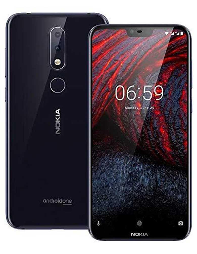 مواصفات  نوكيا   Nokia 6.1 Plusتليفونجي