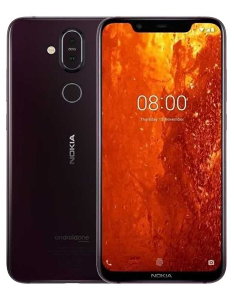 Nokia | 8.1
