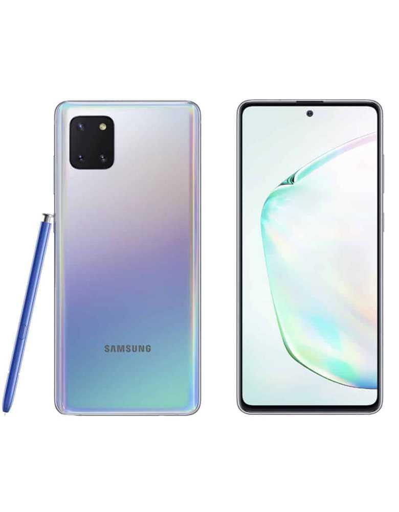 مواصفات Samsung Galaxy Note 10 Lite على تليفونجي